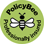 PolicyBee logo