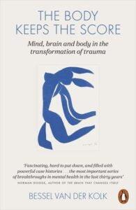 The Body Keeps the Score by Bessel van der Kolk - book cover
